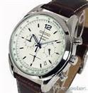 SEIKO Gent's Wristwatch 7T92-0LH0 CHRONOGRAPH 100M